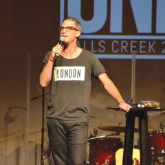 Popular Falls Creek speaker takes on new ministry role as pastor