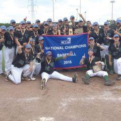 OBU Baseball wins NCCAA Crown