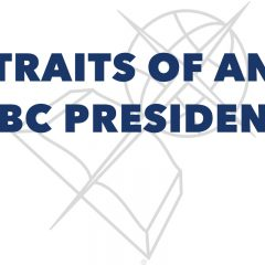 Perspective: Traits of an SBC president