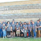 OKC, Trinity returns to Falls Creek Outdoor amphitheater dedicated in historic church's honor