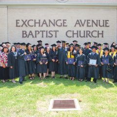 Haskins School graduates ready to serve God