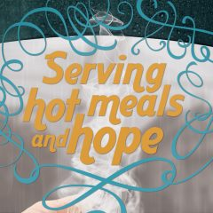 Serving hot meals and hope: Oklahoma Baptist Disaster Relief volunteers serve Louisiana flood victims