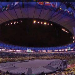Olympics wrap-up: God praised by athletes in triumph, defeat