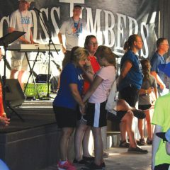 Falls Creek and CrossTimbers continue to see many campers make decisions for Christ