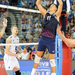 Olympics: U.S. volleyball player seeks God amid trials