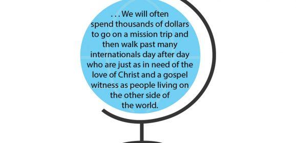 Perspective: The world is next door