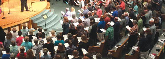 Proclaim! features 'family reunion' retreat