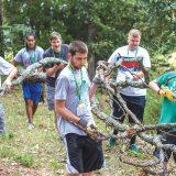 OBU students 'Serve Shawnee'
