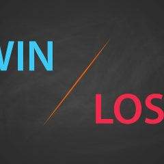 Conventional Thinking: Wins and losses