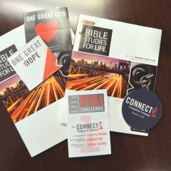 Connect>1 takes it to the road: Evangelism campaign seen around the state and beyond