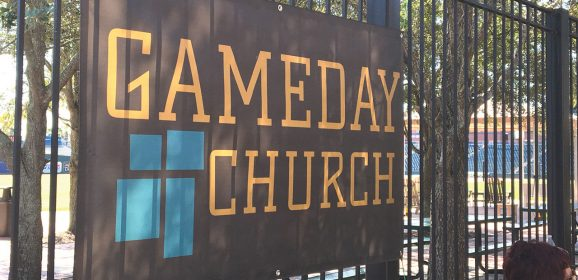 GameDay Church in second NFL season, ready to expand
