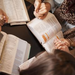 Powerful Prayer: The dynamic of praying Scripture