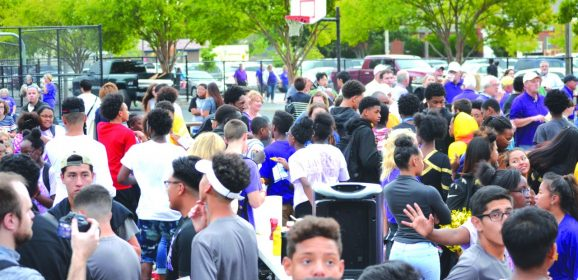 NW Classen sees support from churches, community