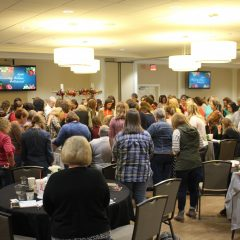 Ministry wives' weekend event brings encouragement