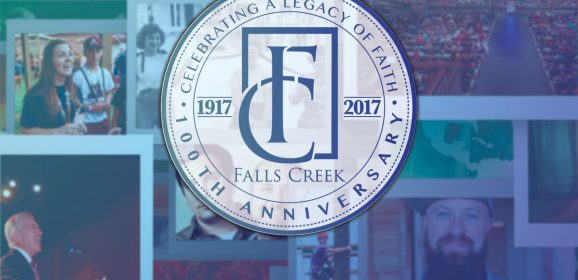 Falls Creek to Celebrate 100 Years in 2017: Centennial Celebration Committee announces Labor Day events