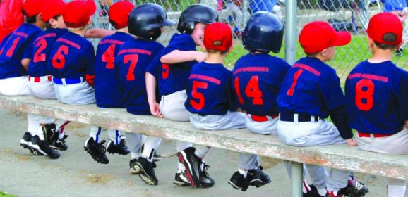 3 reasons why this unathletic mom loves sports