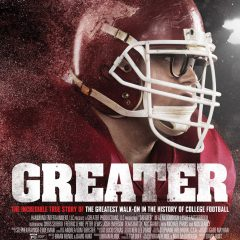 Football film 'Greater' released on DVD Dec. 20
