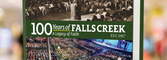 Falls Creek book sells 1,000 copies and counting