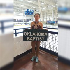 Dowell continues figure skating dream at OBU