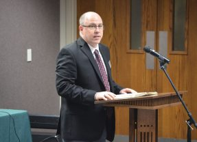 BGCO Board has first meeting in 2017