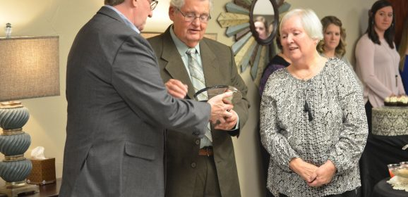 Sheldon honored as outgoing BGCO historical secretary; Nigh to succeed Sheldon
