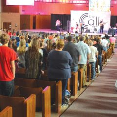 Pitman brings ministry challenge at The Call