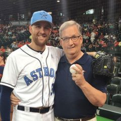 World Series title pays off for pastor's kid